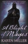 A Blight of Mages Cover