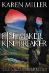 Kingmaker Kingbreaker Omnibus BIG