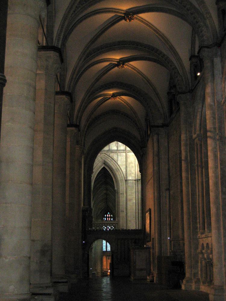 Custom Canterbury Cathedral 2012 Essay